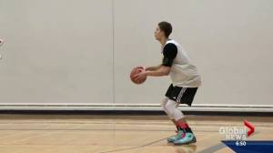 Alberta Golden Bears basketball player an 'A+' recruit