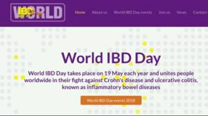 World IBD Day and upcoming Gutsy Walk for Crohn's & Colitis