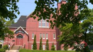 Church commemorating victims of Halifax Explosion now on list of most endangered buildings