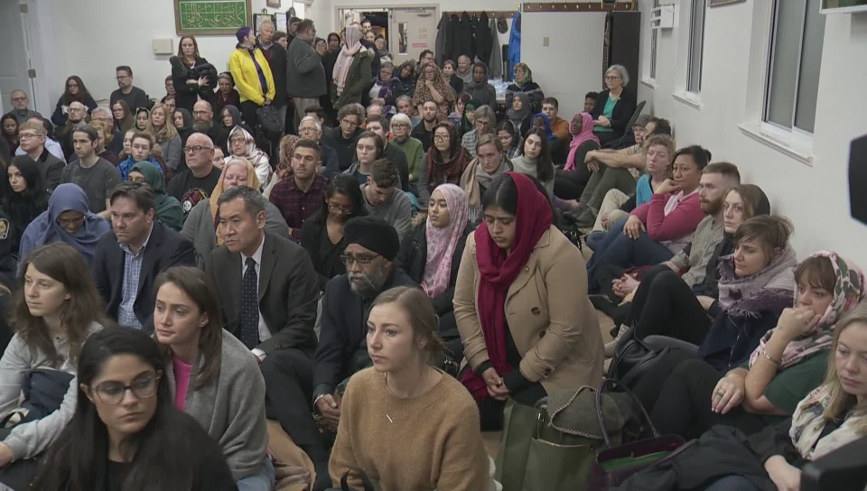 Vigil held in Vancouver for New Zealand mosque shooting victims