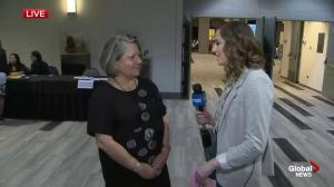 Westland Foundation donor speak to Global News Morning