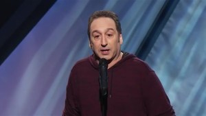 Jeremy Hotz on his upcoming comedy tour