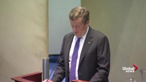 John Tory: Why does anyone in Toronto need a gun?