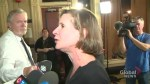 New Brunswick election: NDP's Jennifer McKenzie thanks supporters, says they changed conversation