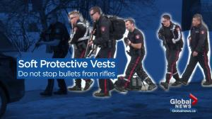 New measures being brought in to protect Calgary police