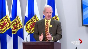 N.S. justice minister suspends police street checks on pedestrians, vehicle passengers