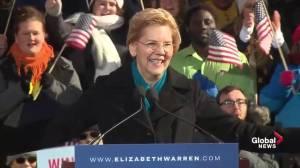 Sen. Elizabeth Warren announces presidency bid for 2020