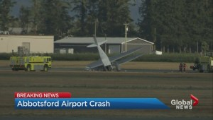 Abbotsford airport crash