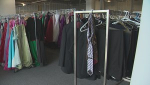 Sherwood Park Elks helping local teens with free grad outfits