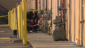 Arson team investigating suspicious package found near Calgary's Peter Lougheed Hospital