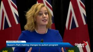 Province adds 'enhancements' to autism program after pressure from parents