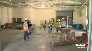 Vernon trades centre to open in August
