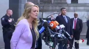 Stormy Daniels slams Trump lawyer Michael Cohen, says truth will come out