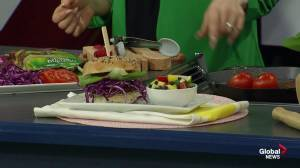 Plant-based eating during summer BBQ season with GetJoyfull