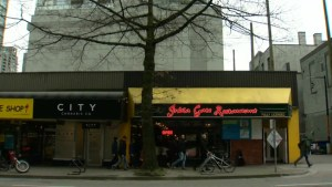 Long-time Robson street stores get eviction notices