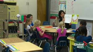 New Brunswick literacy rate highlighted on the campaign trail