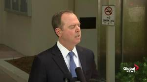 Schiff rebuts Trump's tweet: It's certainly not 'game over'