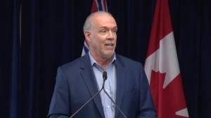 Presser: What's next for John Horgan following B.C. election?
