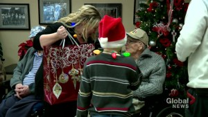 Be a Santa to a Saskatoon senior