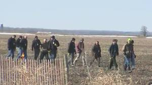 Raw:  Ongoing search for missing 2-year-old Manitoba boy