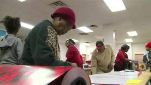 Holiday Helpers brighten holidays for Durham families