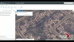 Government of Alberta about to release more detailed satellite images of Fort McMurray