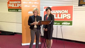 New NDP MLA's excited for the challenge