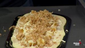 Global Edmonton kitchen: Love Pizza celebrates 3rd birthday with unique pizza (1/3)
