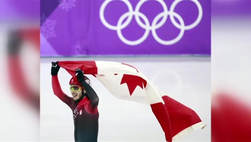 Kim Boutin's Olympic goal: just stay releaxed
