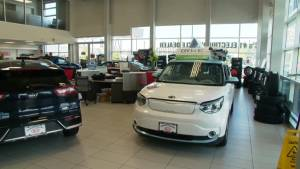 Incentives spark rush on electric vehicles