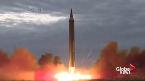 North Korea launches another missile that flies over Japan