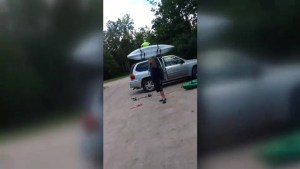 'I'm a Nazi': Woman verbally attacked by self proclaimed Nazi in Manitoba