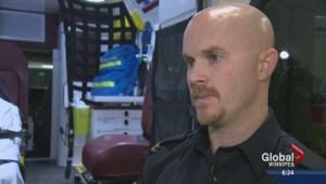 Winnipeg paramedic warns of the dangers of abusing fentanyl