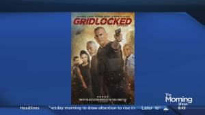 """Canadian action film """"Gridlocked"""" to make its North American debut next week"""
