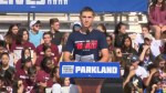 Parkland, Florida students speak at 'March for Our Lives' rally, say 'today is just the beginning'