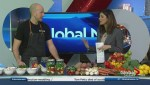 Top Chef Canada's two-time finalist, Trevor Bird talks lunch prep