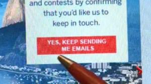 New anti-spam legislation coming July 1