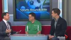 Global Regina sports roundtable
