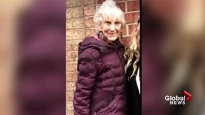 Elderly woman found alive after missing for 72 hours