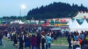 German police suspend open-air rock concert due to terrorism alert