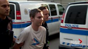 Joshua Mitchell, convicted in fatal Calgary gas-and-dash, gets 11 years