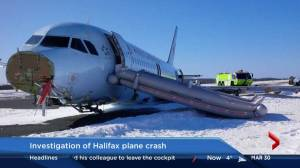 Investigation underway after Halifax plane crash