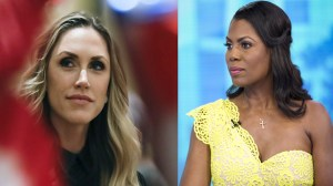 Omarosa releases tape of Lara Trump offering $15K a month campaign job