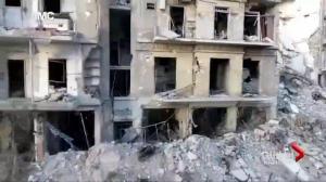 Aleppo bombardment intensifies