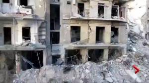 Aleppo bombardment intensifies