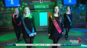 Celebrate Saint Patrick's Day with the Brady Academy of Irish dancers