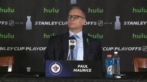'Very difficult to find that positive feeling': Maurice on Jets loss