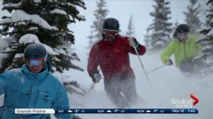 AMA Travel: Skiing and snowboard season has arrived in Alberta