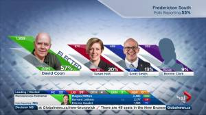 New Brunswick election: Green Party leader David Coon re-elected
