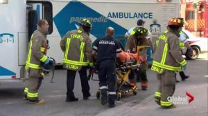 5 people listed as critical condition at Sunnybrook after van attack